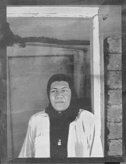 Kurdish nurse