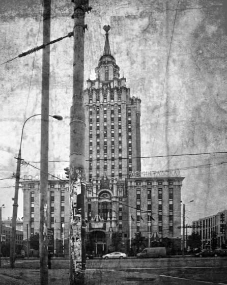 Leningrad hilton hotel
