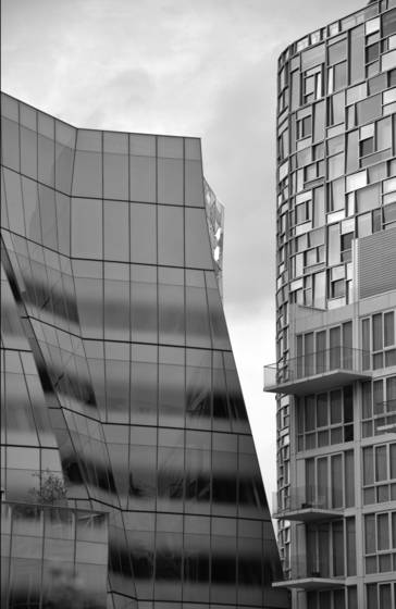 D  gehry building