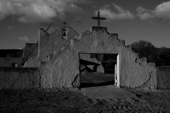 San lorenzo de picuris church picuris indian reservation nm 2009
