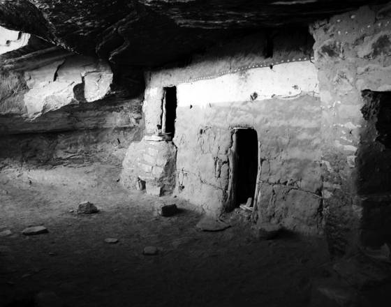 Moonhouse anasazi ruin