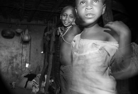 Tanzanian children 1