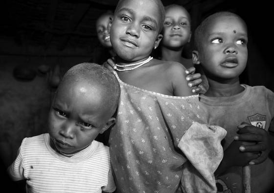 Tanzanian children 2