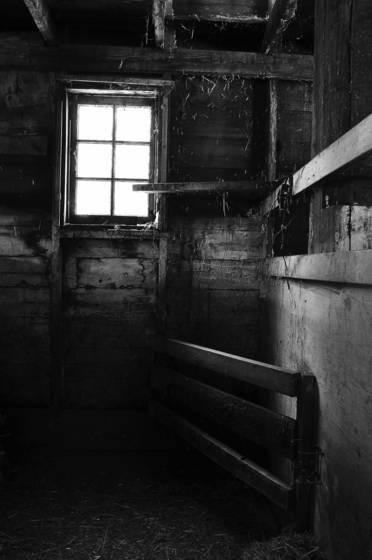 Barn window calgary canada 2012