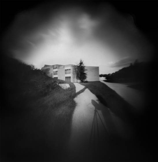 My pinhole camera and me