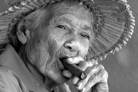 Cuban grandma
