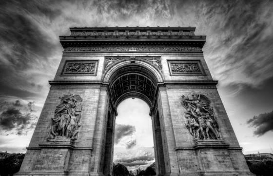 Arc de triomphe iv