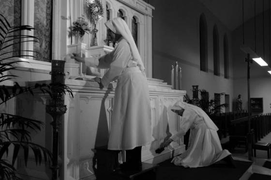 A cloistered life unveiled  7