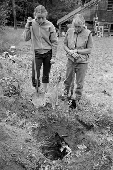 Pippi s burial