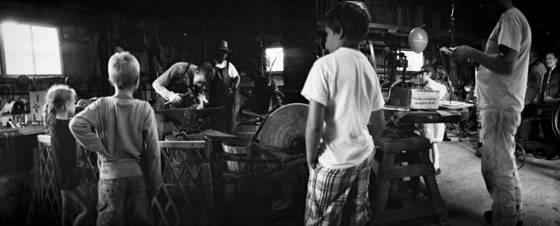 At a blacksmith10
