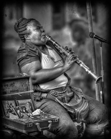 Clarinetist extraordinaire
