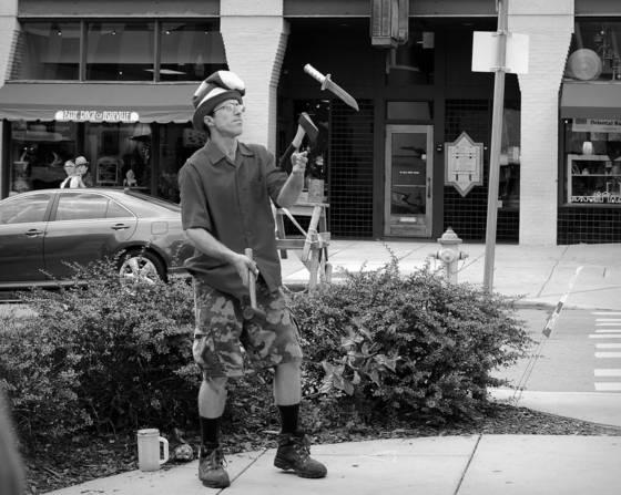 Street scene  12 asheville