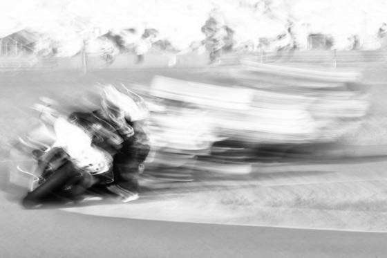 Road racers abstract  3