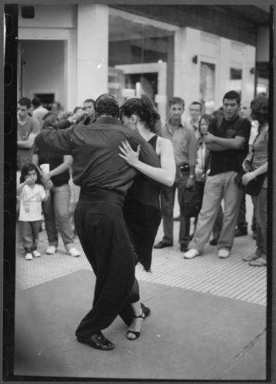 Tango in step