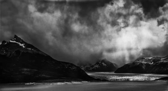 Pietero moreno glacier