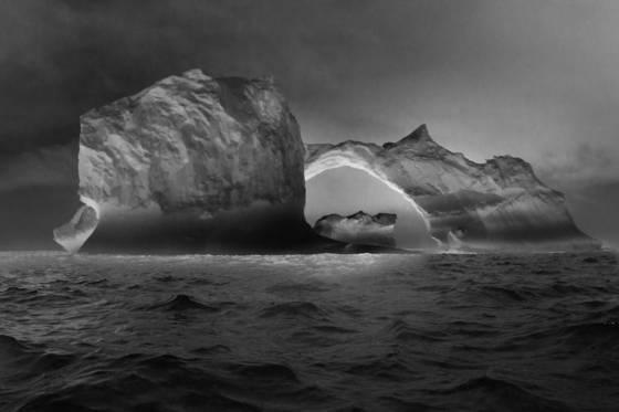Arch iceberg