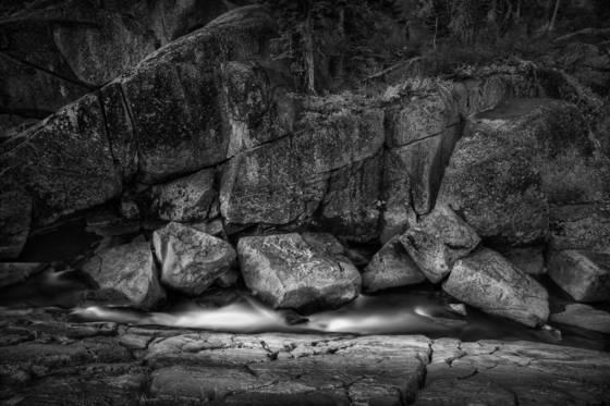 Stream rocks