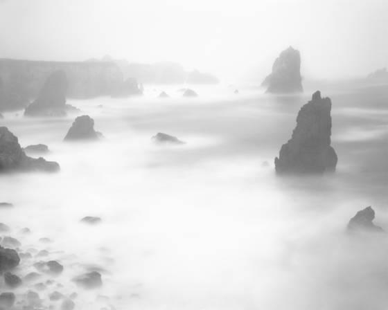 Foggie pacific valley