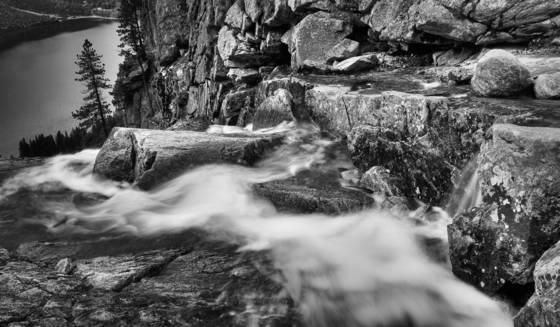 The tatras   cascade