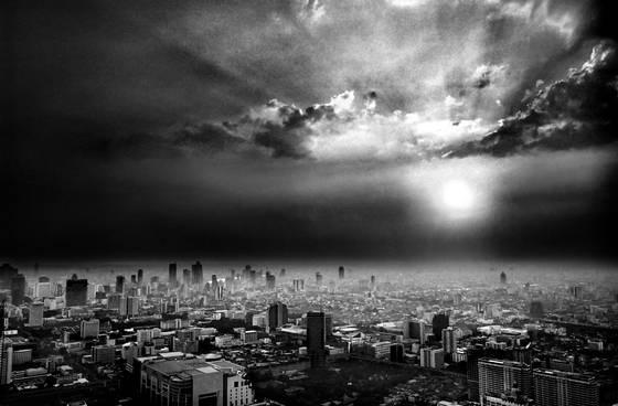 From top of bangkok