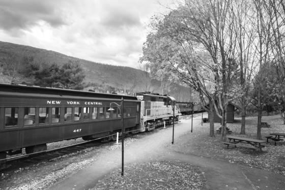 Ny central railroad
