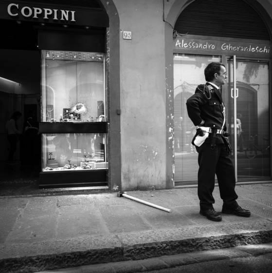 Coppini heist