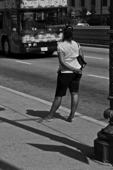 Waiting   street life series