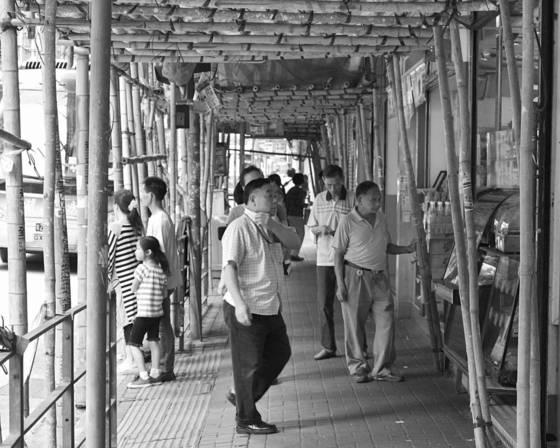 Bamboo framework