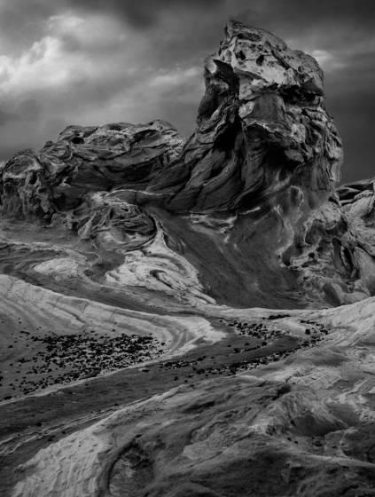 Swirl valley