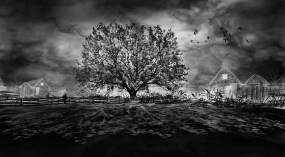 Ghost farm