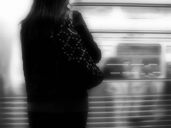 Missed train