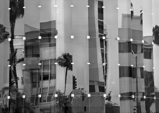 La reflections