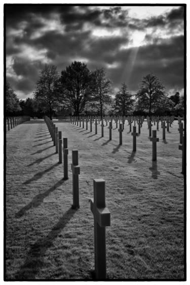 Normandie american cemetery 1