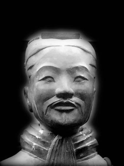Portrait  1 terracotta warriors