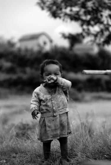 Madagascar child
