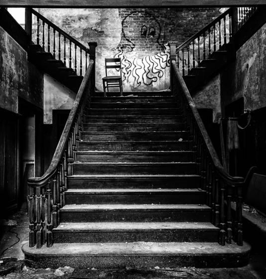 Stonewall stairs