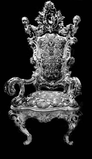 Czar s chair