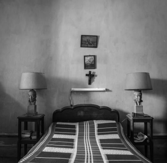 Seminarians bedroom