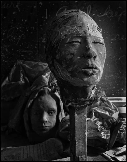 Sculptor s studio
