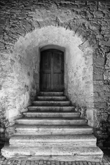 Monastary door