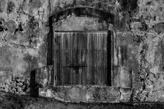 Armory door