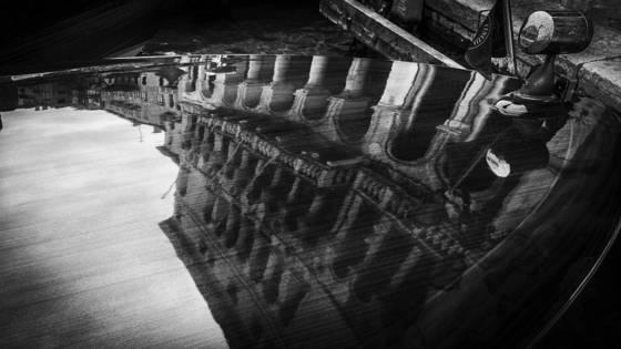 Palazzo reflection