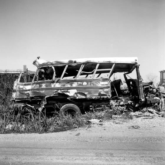 The tragic bus