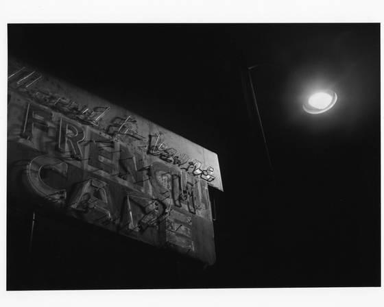 Neon noir series