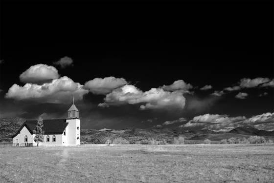 La garita church