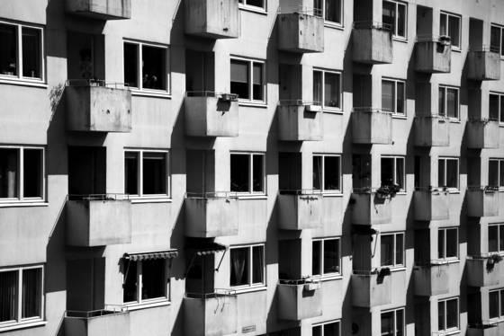 Apartment complex study 01
