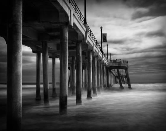 Mystical pier