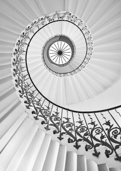Tulip staircase 1616