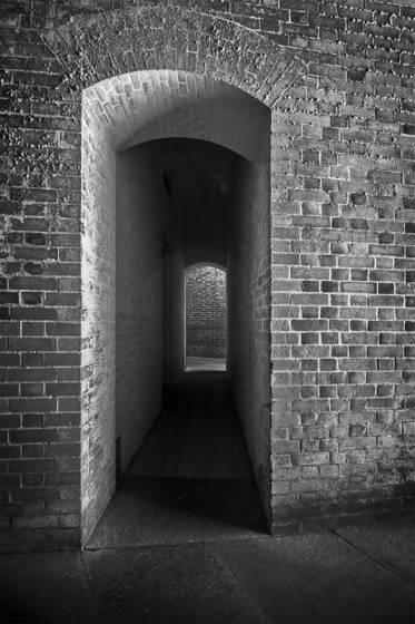 Fort point passageway