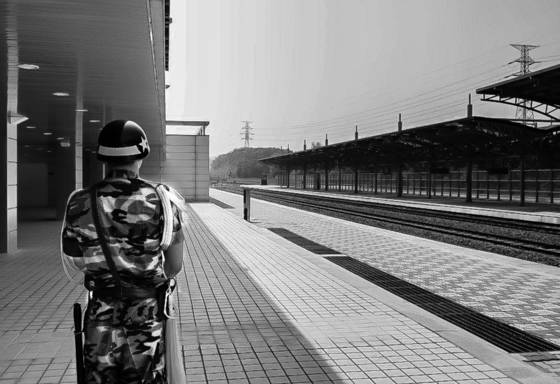 Looking to pyongyang 1